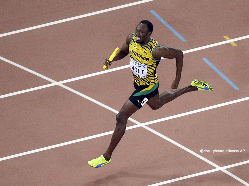 In world-class sprinters like Usain Bolt millions of muscle molecules work perfectly together. We investigate just how this works.
